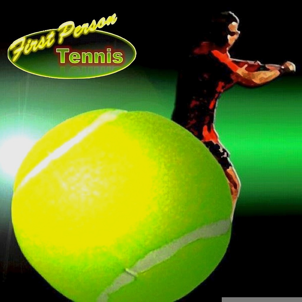 First Person Tennis (AppStore Link)