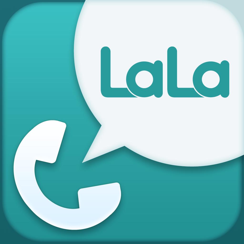 LaLa Call〜電話をもっとお手軽に楽しく!